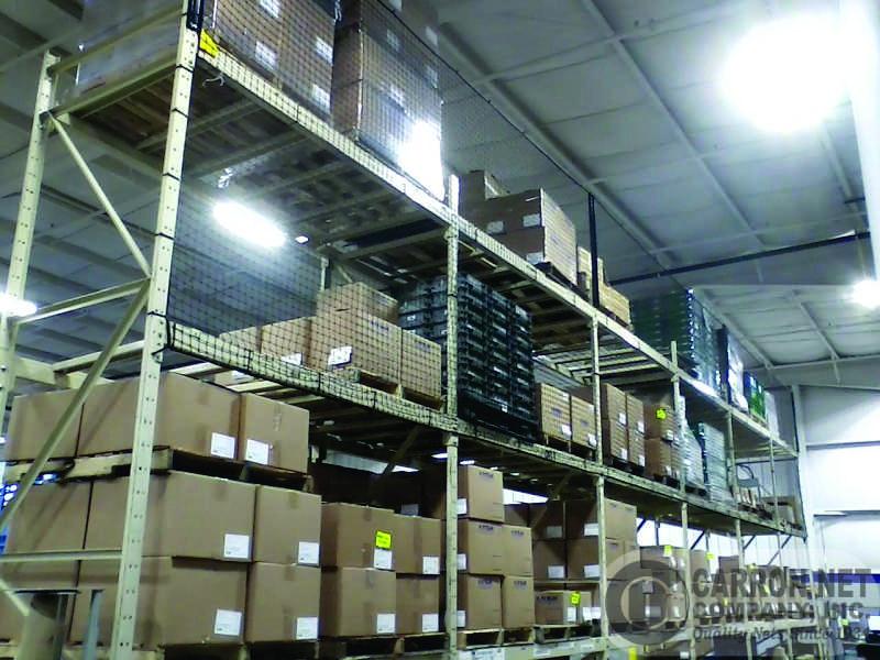 Carron Net Company Inc Industrial Nets Pallet Rack
