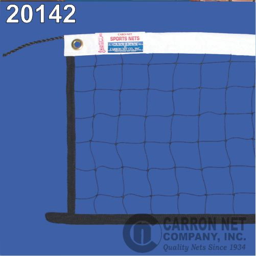 Carron Net Company Inc Sport Nets Tennis Nets