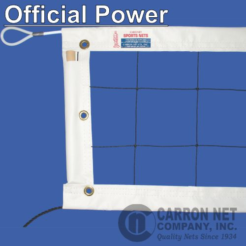 Carron Net Company, Inc: Sports Nets | Volleyball